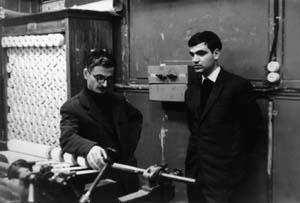 Марлен Хуциев и Геннадий Шпаликов