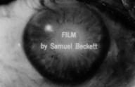 Фильм Сэмюэля Беккета «Фильм» как коллизия литературы и кино